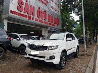Sàn Ô Tô Hà Nội bán Toyota Fortuner Sportivo 2.7AT màu trắng, sx 2016, xe một chủ