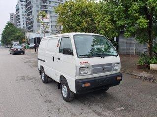 Suzuki Long Biên - Suzuki Blind Van 2021 giảm ngay 25tr tiền mặt, tặng điều hòa, giá tốt nhất Hà Nội