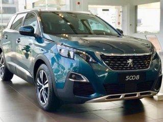 [Peugeot Thanh Xuân] bán Peugeot 5008 tặng 1 năm bảo hiểm thân vỏ trị giá 15 triệu, trả góp 85% hỗ trợ lái thử