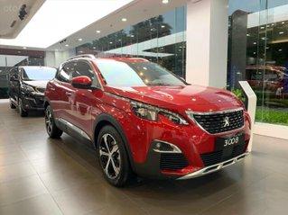 Peugeot Thanh Xuân bán Peugeot 3008 tặng 1 năm bảo hiểm thân vỏ trị giá 13 triệu, trả góp 85% hỗ trợ lái thử