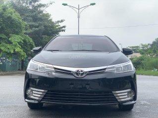 Toyota Corolla Altis 1.8G sx 2018, biển thành phố, 1 chủ từ đầu