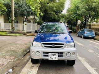 Cần bán lại xe Daihatsu Terios sản xuất 2004, màu xanh lam, xe nhập còn mới