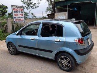 Xe Hyundai Getz đời 2010, màu xanh lam, nhập khẩu