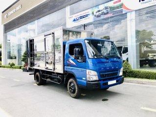Xe tải Nhật Bản Thùng dài 4.45m - Mitsubishi Canter4.99/ Canter6.5 đời 2021 - tải 1.9T - 3.49T - trả góp 75%