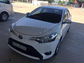 Cần bán xe Toyota Vios 1.5MT sản xuất năm 2017 còn mới giá cạnh tranh