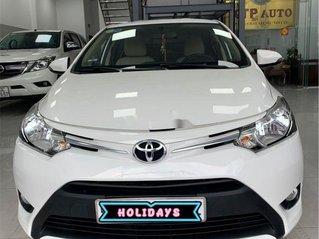 Cần bán xe Toyota Vios E sản xuất năm 2017, màu trắng