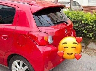Bán Mitsubishi Mirage đời 2014, màu đỏ, xe nhập còn mới, giá chỉ 280 triệu