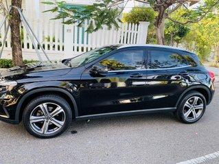 Cần bán lại xe Mercedes GLA 200 sản xuất 2015, màu đen, xe nhập còn mới