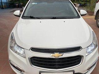 Bán xe Chevrolet Cruze 1.6 LT 2018 số sàn tiết kiệm, màu trắng, 395 triệu