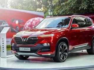 Vinfast Lux SA 2021. Lãi suất 0% thuế 0% đủ màu giảm 200 triệu voucher