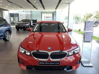 Bán BMW Series 3 là dòng sản phẩm đặc trưng và là thước đó chuẩn mực của sự thể thao, năm sản xuất 2021