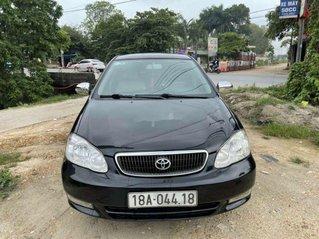 Cần bán lại xe Toyota Corolla Altis 2006, màu đen chính chủ, 210tr