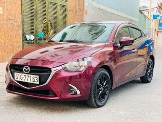 Bán xe Mazda 2 1.5 AT sản xuất năm 2019, màu đỏ như mới