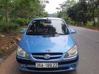 Cần bán gấp Hyundai Getz 2008, màu xanh lam, nhập khẩu