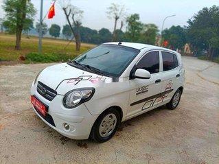 Cần bán xe Kia Morning sản xuất năm 2010, màu trắng, xe nhập còn mới