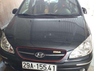 Bán Hyundai Getz sản xuất 2010, màu đen, xe nhập