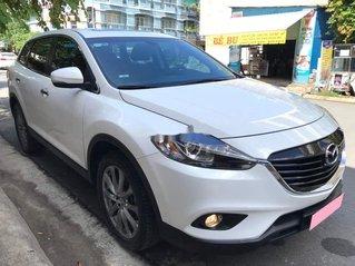 Bán ô tô Mazda CX 9 năm sản xuất 2015, màu trắng, xe nhập còn mới