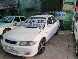 Cần bán Mazda 323 năm sản xuất 2000, màu trắng, nhập khẩu