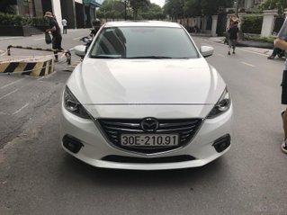 Long Auto bán xe Mazda 3 sx 2016 màu trắng, giá 520tr