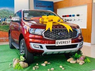 Ford An Đô - Ford Everest 4x2 Titanium 2021 - đủ màu giao ngay - ưu đãi cực khủng bằng tiền mặt và quà tặng