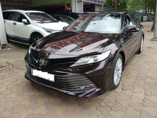 Sàn Ô Tô Hà Nội bán Toyota Camry 2.5Q nhập khẩu nguyên chiếc, sx 2019, màu nâu, xe tư nhân chính chủ, 1 chủ từ đầu đi rất ít