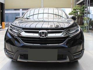 Bán xe Honda CRV 1.5L 2019, màu đen