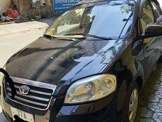Cần bán Daewoo Gentra SX 1.5 MT sản xuất 2010, màu đen, 135tr
