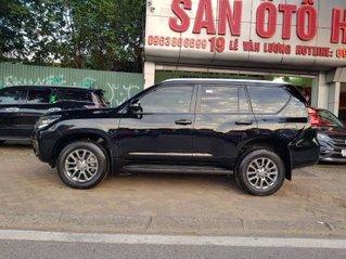 Bán Toyota Land Cruiser Prado 2020, màu đen, nhập khẩu