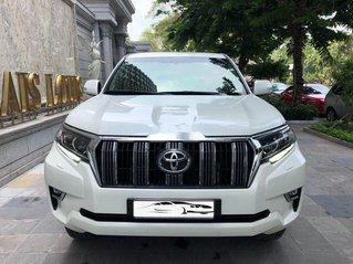 Bán Toyota Land Cruiser Prado sản xuất năm 2020, màu trắng, nhập khẩu