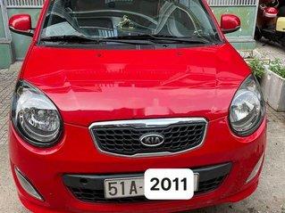 Cần bán gấp Kia Morning sản xuất năm 2011, màu đỏ, nhập khẩu
