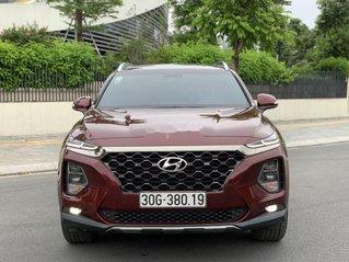Cần bán xe Hyundai Santa Fe sản xuất 2020, màu đỏ