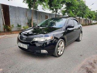 Cần bán lại xe Kia Forte 2011, màu đen, nhập khẩu