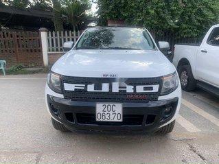 Cần bán xe Ford Ranger XLS sản xuất năm 2014, màu trắng, nhập khẩu