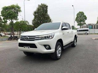 Hàng hot lại cập bến - Toyota Hilux sản xuất năm 2016, màu trắng