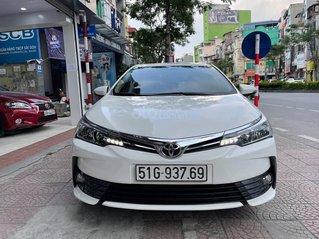 Xe Toyota Corolla Altis năm 2019, màu trắng, hỗ trợ mọi thủ tục hồ sơ pháp lý