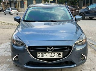 Cần bán xe Mazda 2 1.5AT Skyactive đời 2015, màu xanh lam, siêu mới