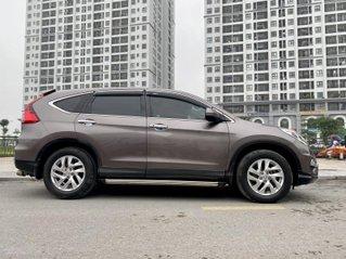 Cần bán xe Honda CR V sản xuất 2015, giá tốt tên tư nhân biển Hà Nội