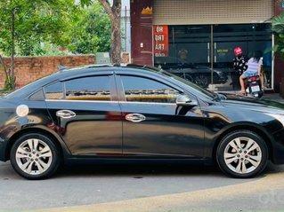 Cần bán gấp Chevrolet Cruze LTZ 1.8 AT sản xuất 2016, màu đen còn mới, 428 triệu