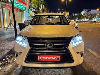 Bán Lexus GX 460 đời 2015, màu trắng, nhập khẩu