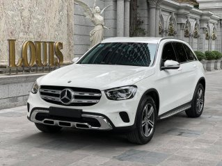 Cần bán gấp Mercedes GLC 200 2019, màu trắng giá cạnh tranh