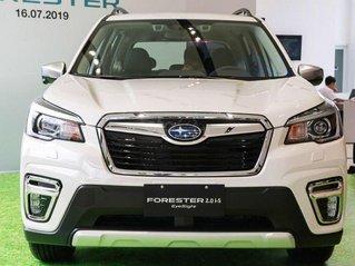 [Siêu hot] Subaru Giải Phóng bán Forester IS Eyesight 2021 khuyến mãi cực khủng, trả góp chỉ từ 350tr