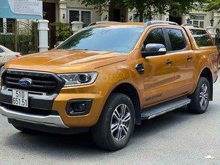 Bán ô tô Ford Ranger Wildtrak 2.0L 4x4 AT năm 2020, xe nhập, giá tốt