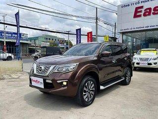Bán Nissan Terra V 2.5 AT 4WD sản xuất 2018, màu nâu, nhập khẩu