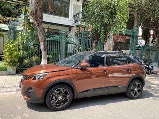 Cần bán xe Peugeot 3008 sản xuất năm 2021, màu nâu