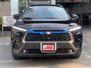 Bán xe Toyota Corolla Cross năm 2020, màu đen, nhập khẩu
