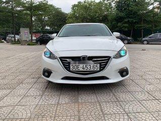 Cần bán xe Mazda 3 2016, màu trắng, giá chỉ 520 triệu
