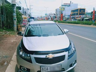 Cần bán xe Chevrolet Cruze sản xuất năm 2011, màu bạc