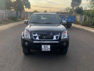 Bán xe Isuzu Dmax đời 2009, màu đen còn mới, giá tốt
