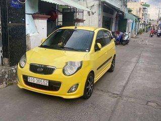 Bán xe Kia Morning đời 2010, màu vàng chính chủ