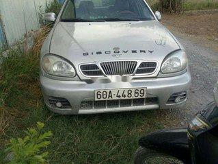 Xe Daewoo Lanos năm sản xuất 2001, màu bạc, nhập khẩu